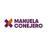 Logo Manuela Conejero